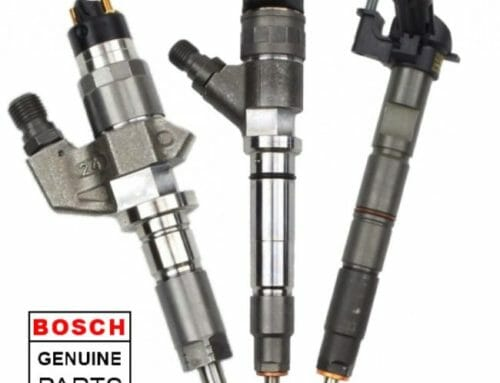 OEM Robert Bosch injectors