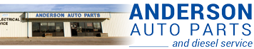 Anderson Auto Parts – Diesel Parts and Service, Grand Island Logo