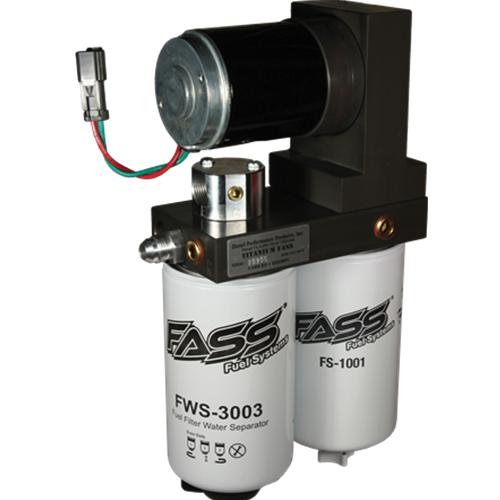 220 GPH FASS Titanium Series Fuel Lift Pump 01-10 6.6L GM Duramax