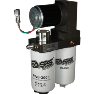 260 GPH FASS Titanium Series Fuel Air Separation System 05-17 5.9L/6.7L Dodge Cummins