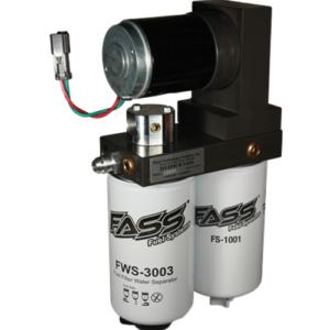 260 GPH FASS Titanium Series Fuel Air Separation System 05-17 5.9L/6.7L Dodge Cummins